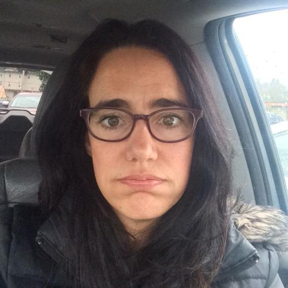 goofy profile pic